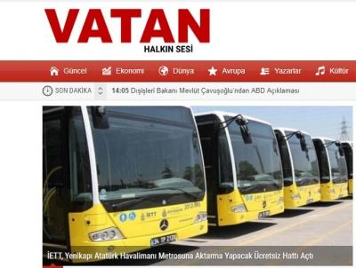 Yeni Vatan Gazetesi Detaylı Haberler Sunuyor