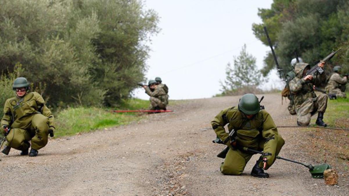 Yol kontrolü yapan time İran'dan roket atıldı! 3 PKK'lı etkisiz hale getirildi