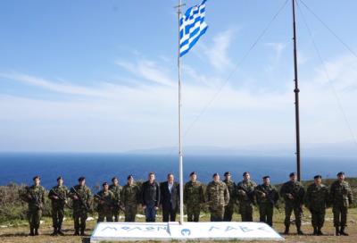 Yunan bakandan bir tahrik daha!