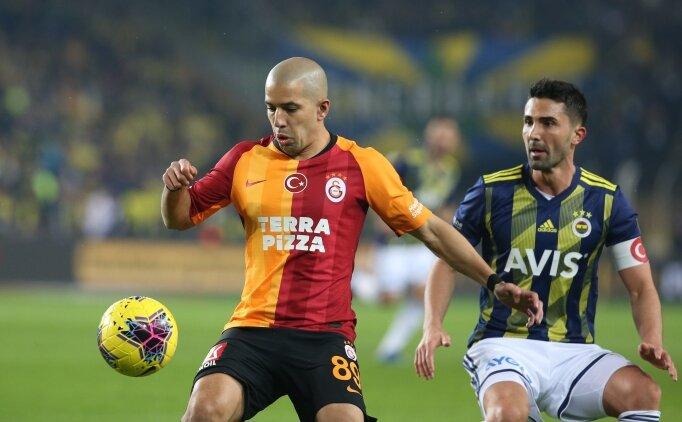 Yusuf Günay ve Feghouli'den F.Bahçe zaferi sonrası paylaşım!